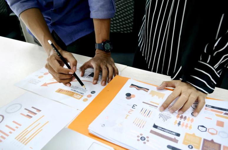 A data-driven marketing plan