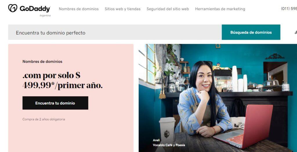go-daddy-registrar-dominio-argentina